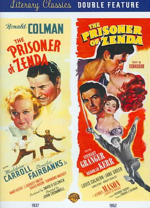 PRISONER OF ZENDA BY COLMAN,RONALD (DVD)