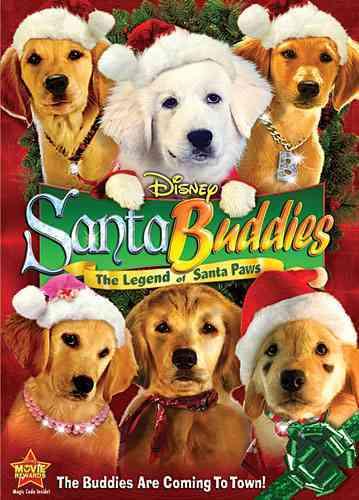 SANTA BUDDIES BY WENDT,GEORGE (DVD)