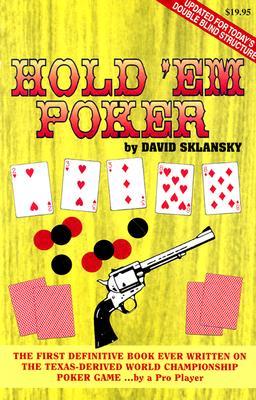 Hold 'Em Poker By Sklansky, David